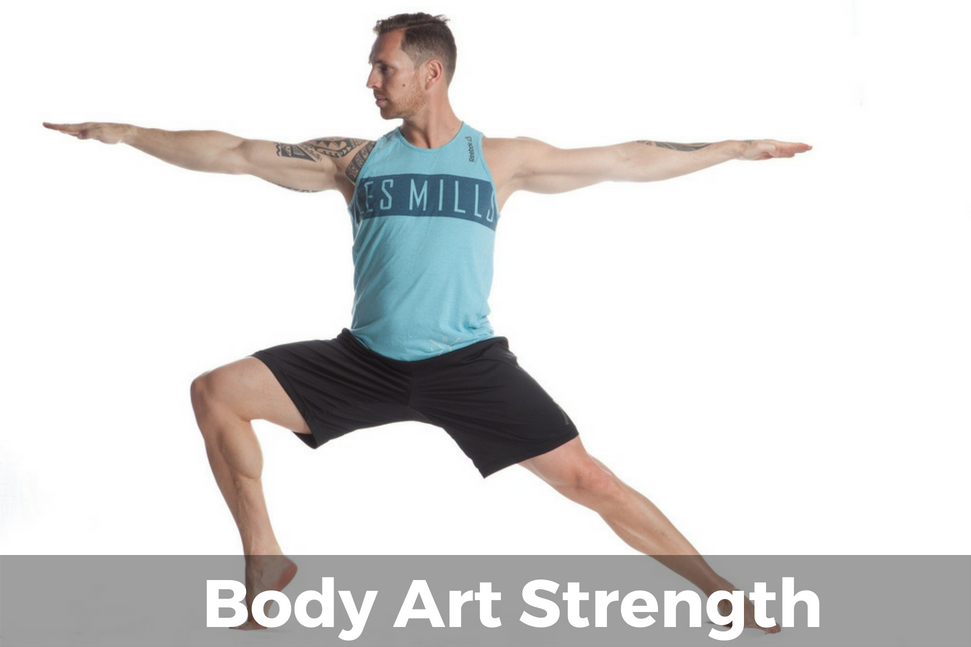 body art strength
